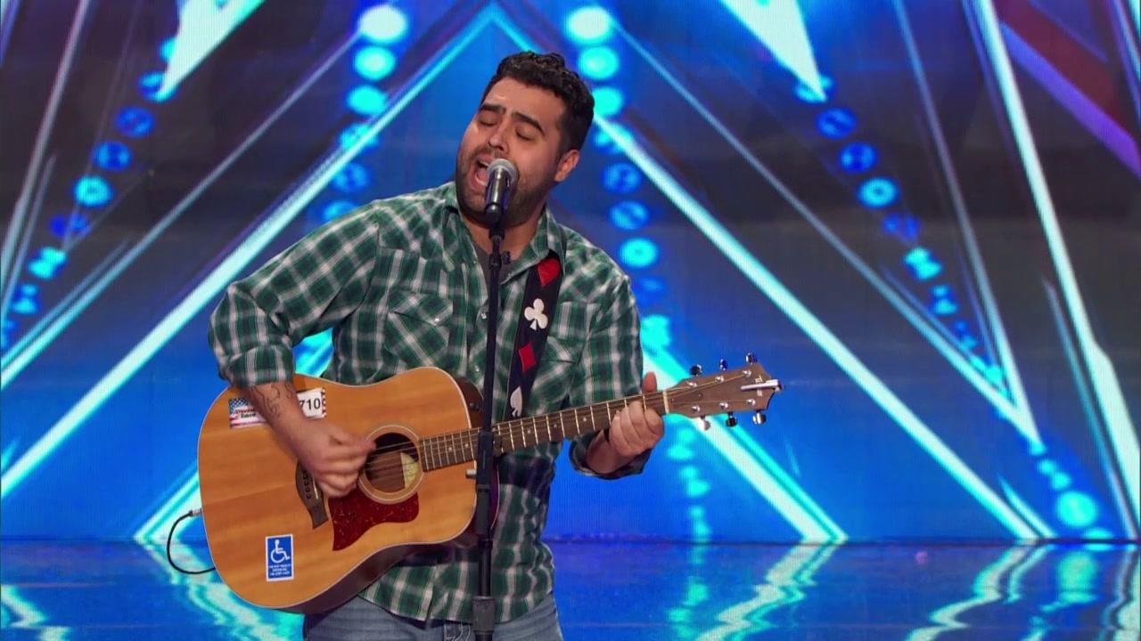 America's Got Talent: Sal Gonzalez