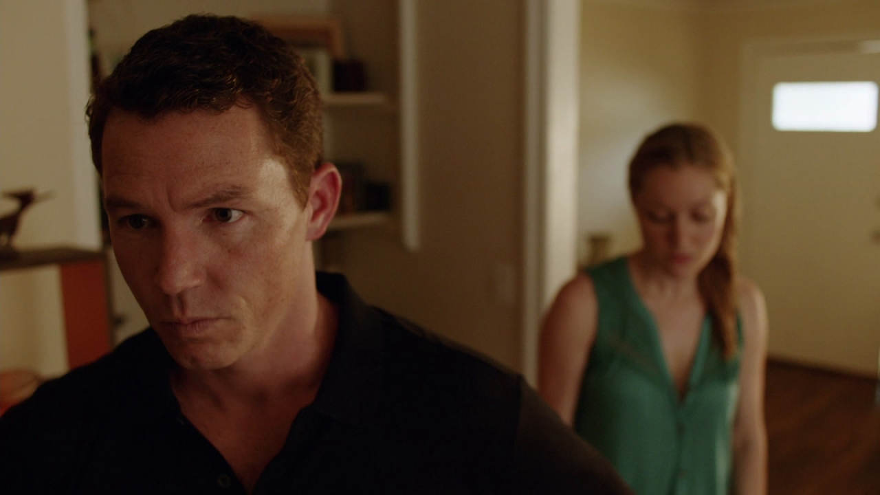 Reckless: Terry Visits Leanne