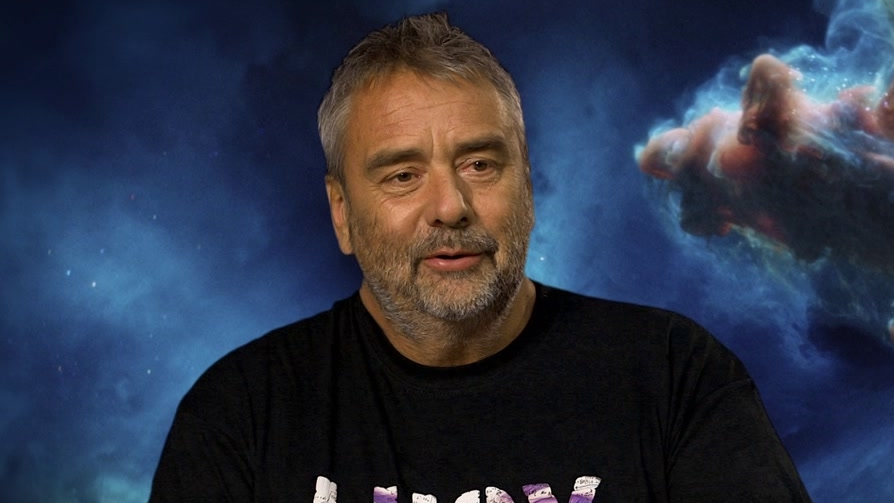 Lucy: Luc Besson (Featurette)