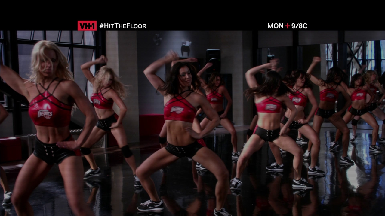 Hit The Floor: Unguarded