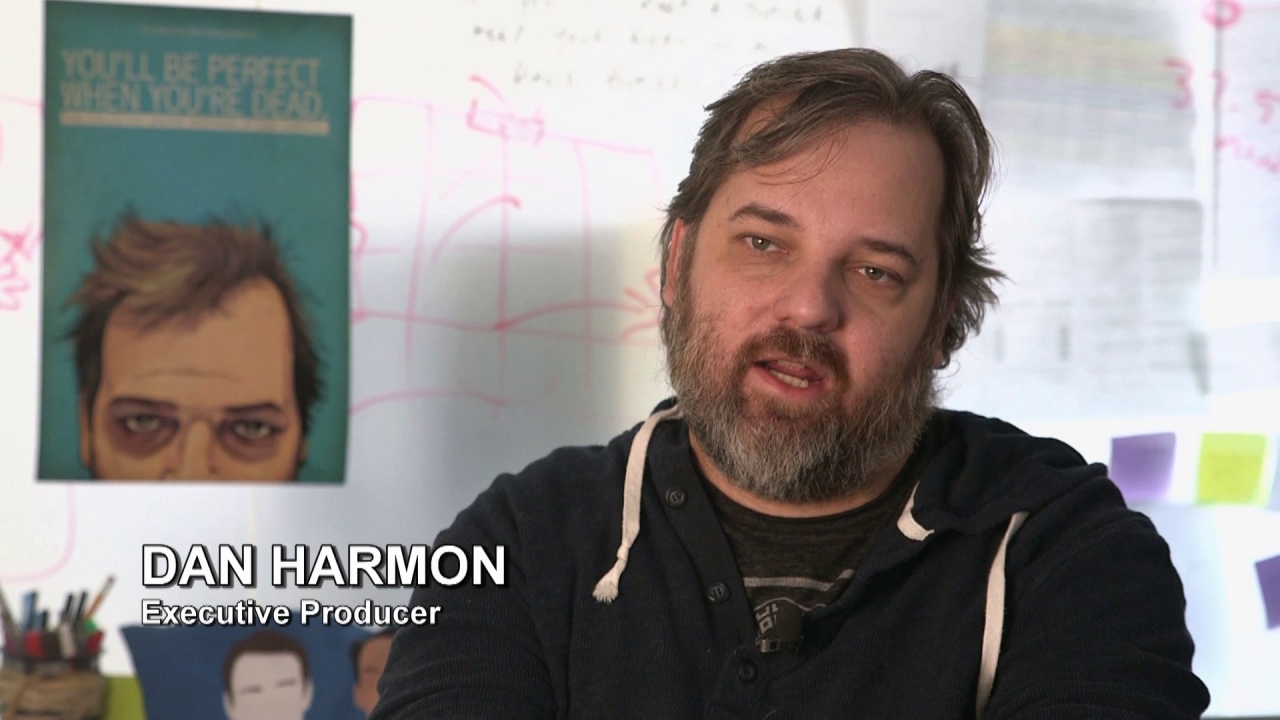 Community: Dan Harmon