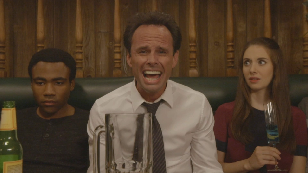 Community: No, It's Always A Story Outtakes