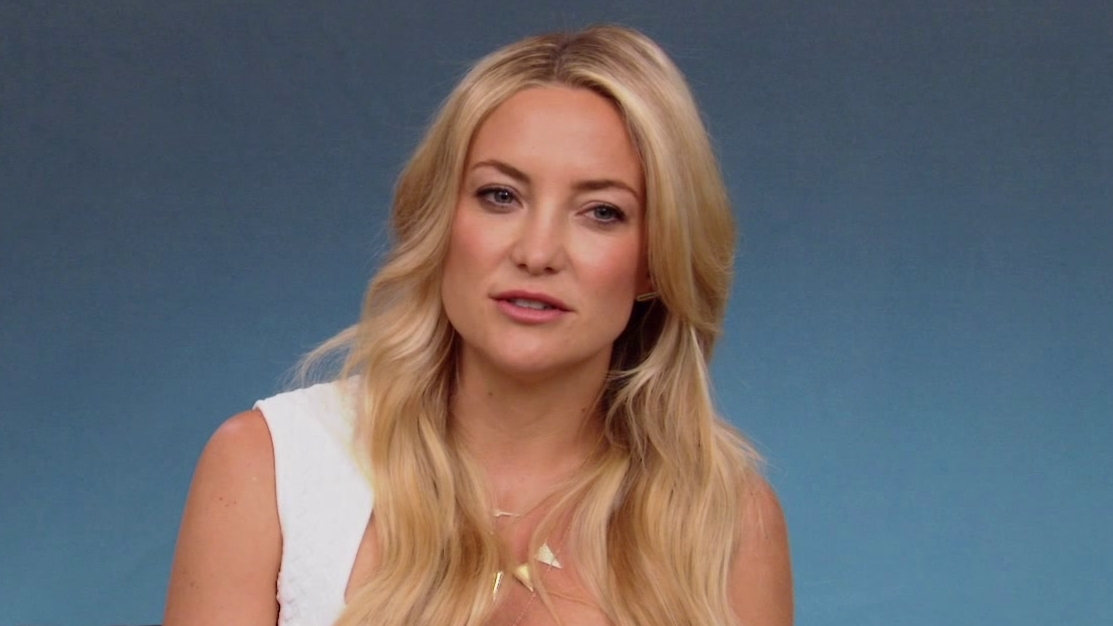Wish I Was Here: Kate Hudson On Her On-Screen Chemistry With Zach Braff