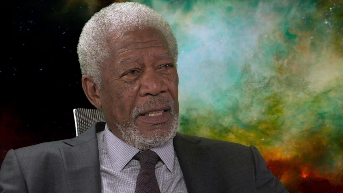 Lucy: Morgan Freeman On Having More Brain Capacity