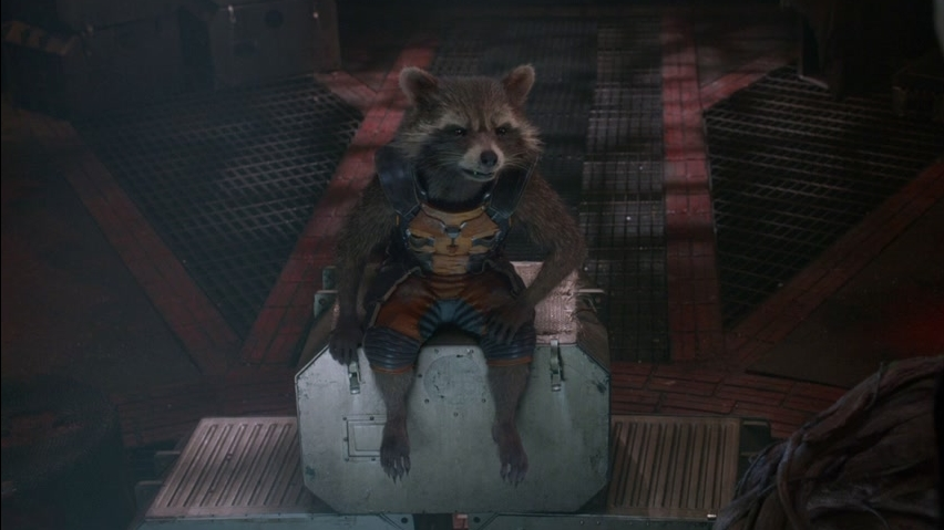 Guardians Of The Galaxy: 12 Percent