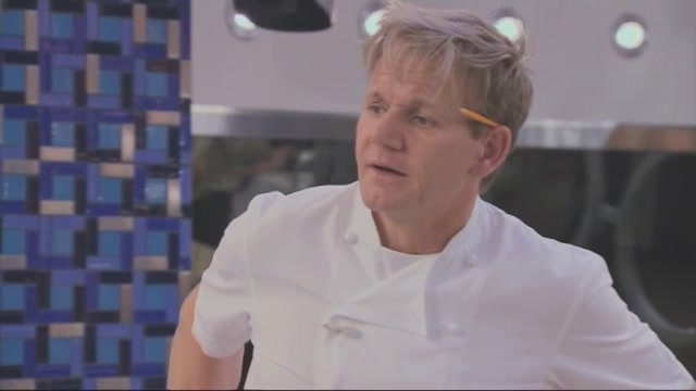 Hell's Kitchen: Blue Team Troubles