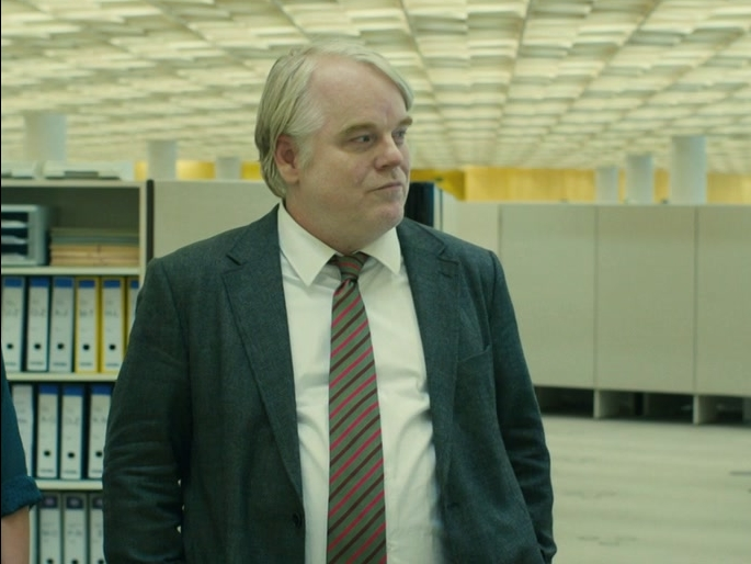 A Most Wanted Man: Gunther