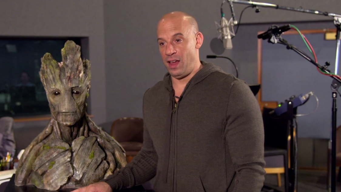 Guardians Of The Galaxy: Vin Diesel On What Enticed Him To Take On The Project
