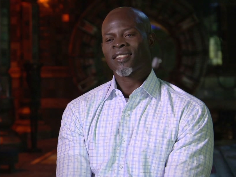 Guardians Of The Galaxy: Djimon Hounsou On What Enticed Him To Take On The Project