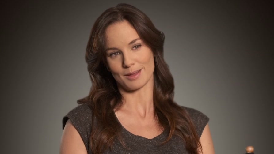 Into The Storm: Sarah Wayne Callies On Her Character
