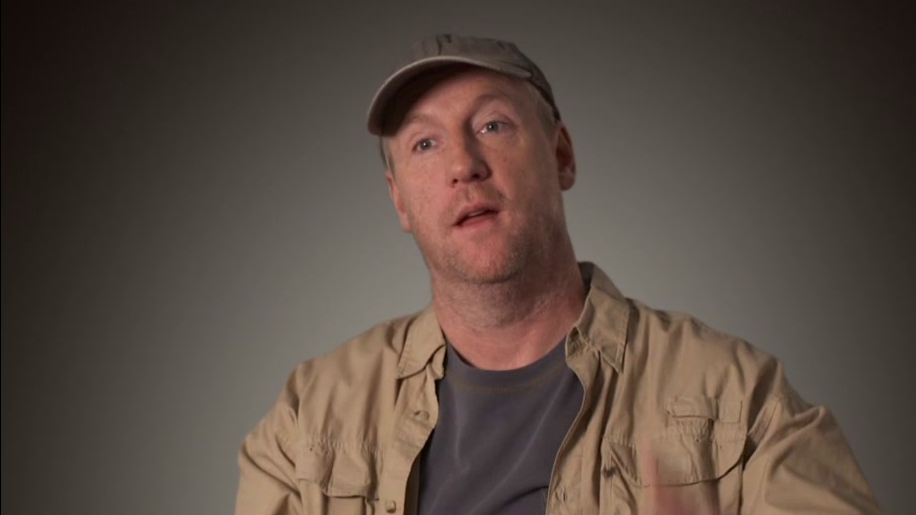 Into The Storm: Matt Walsh On His Character