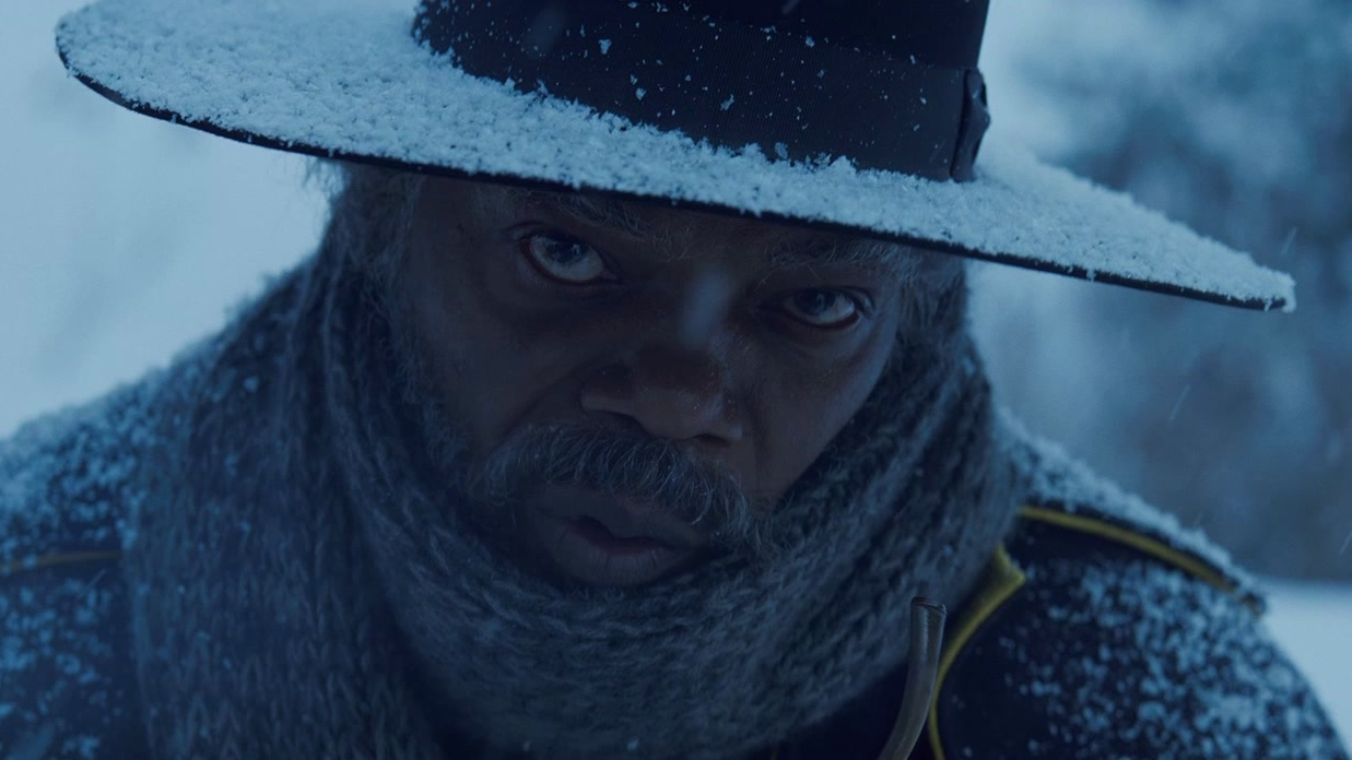 The Hateful Eight (Trailer 1)
