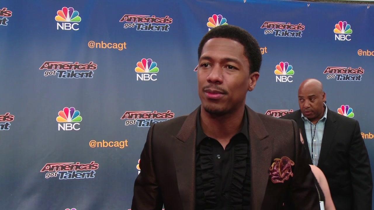 America's Got Talent: Nick Talks Excitement