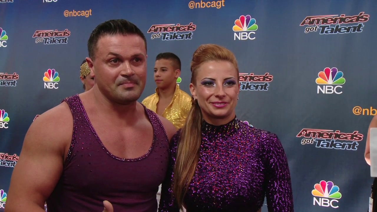 America's Got Talent: Valo And Bobby