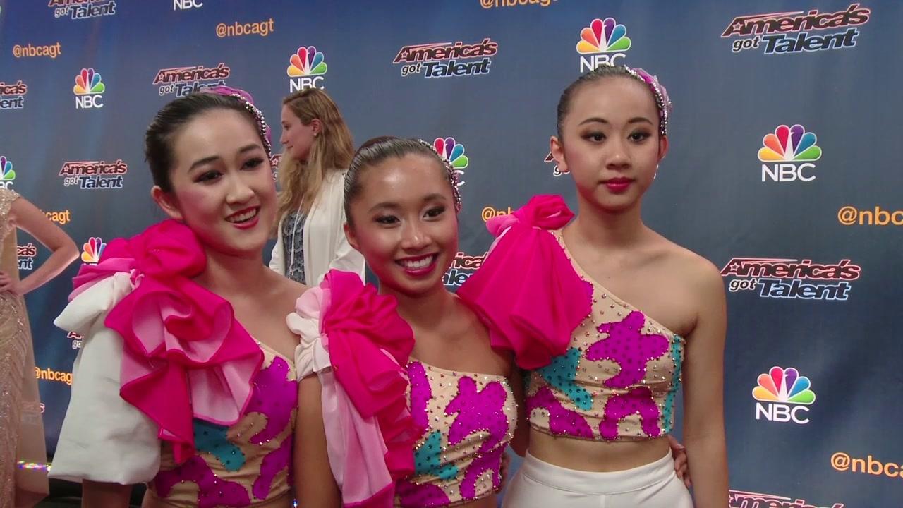 America's Got Talent: Jasmine Flowers