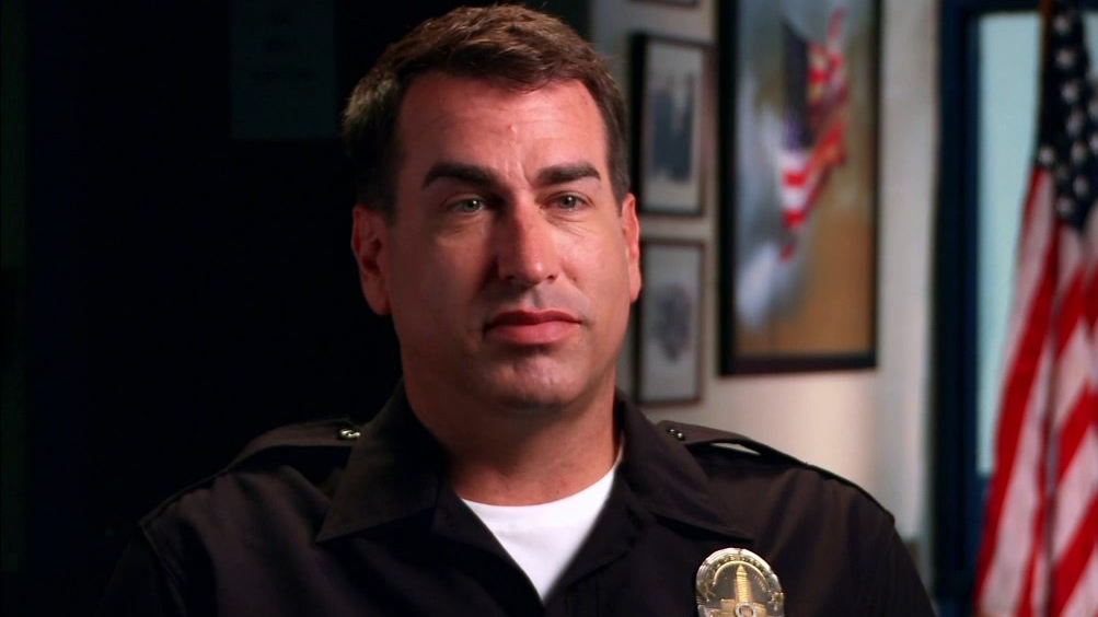 Let's Be Cops: Rob Riggle On His Character