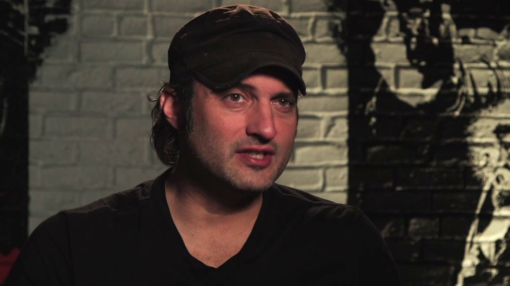 Sin City: A Dame To Kill For: Robert Rodriguez On Being Back On The Set