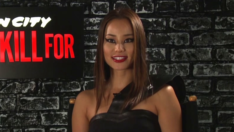 Sin City: A Dame To Kill For: Jamie Chung On The Story