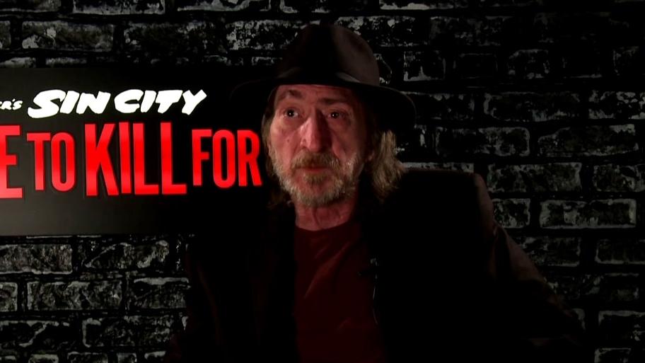 Sin City: A Dame To Kill For: Frank Miller On How Joseph Gordon-Levitt Shaped his Character