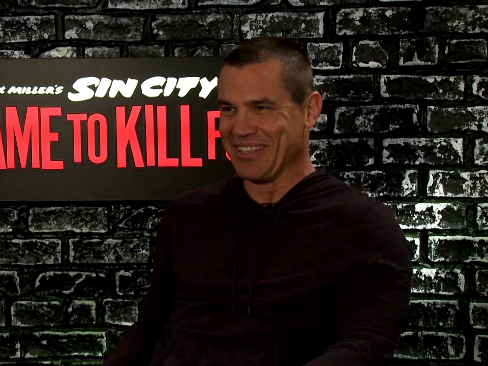 Sin City: A Dame To Kill For: Josh Brolin On Dwight's Relationship With Ava