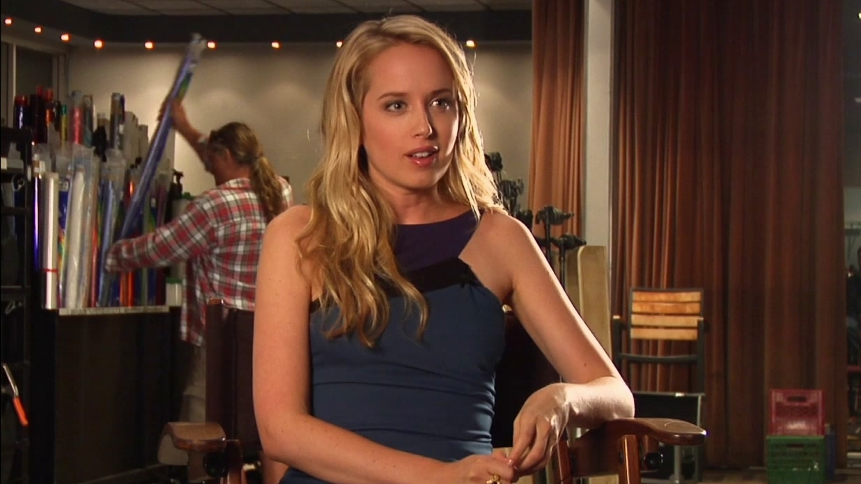 What If: Megan Park On The Story