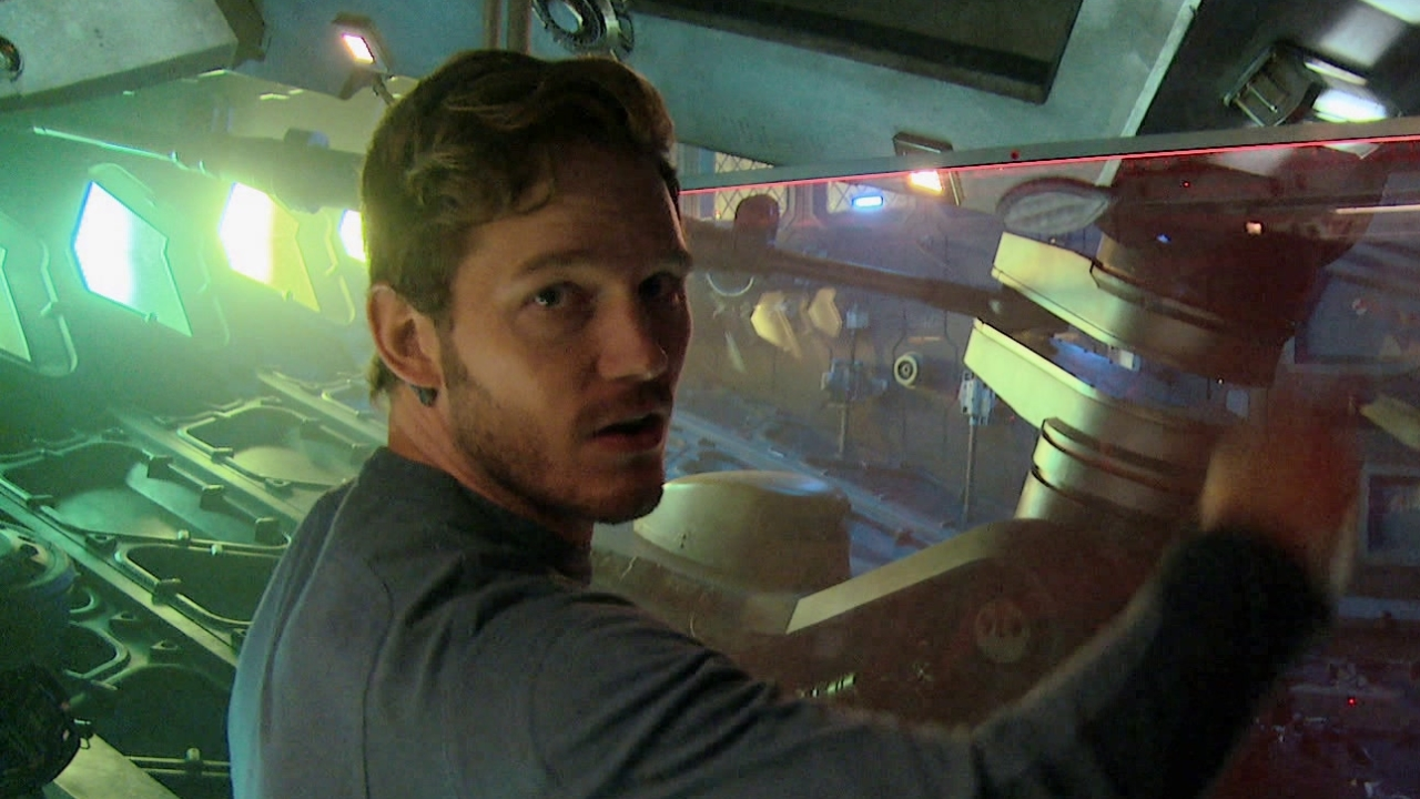 Guardians Of The Galaxy: Check The Milano, Yo! (Featurette)