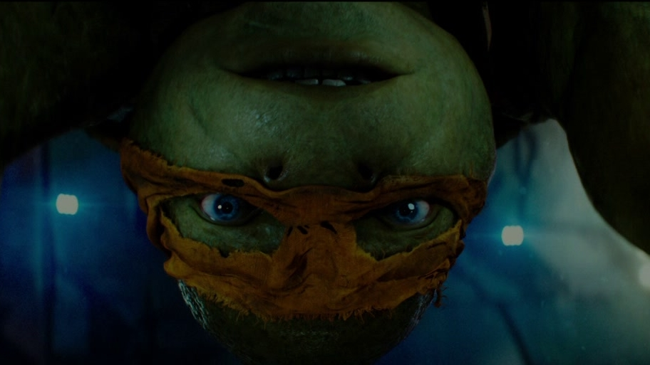 Teenage Mutant Ninja Turtles: Four Turtles In 3D (Featurette)