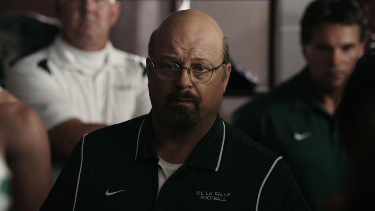 When The Game Stands Tall: Coach Eidson's Locker Room Speech