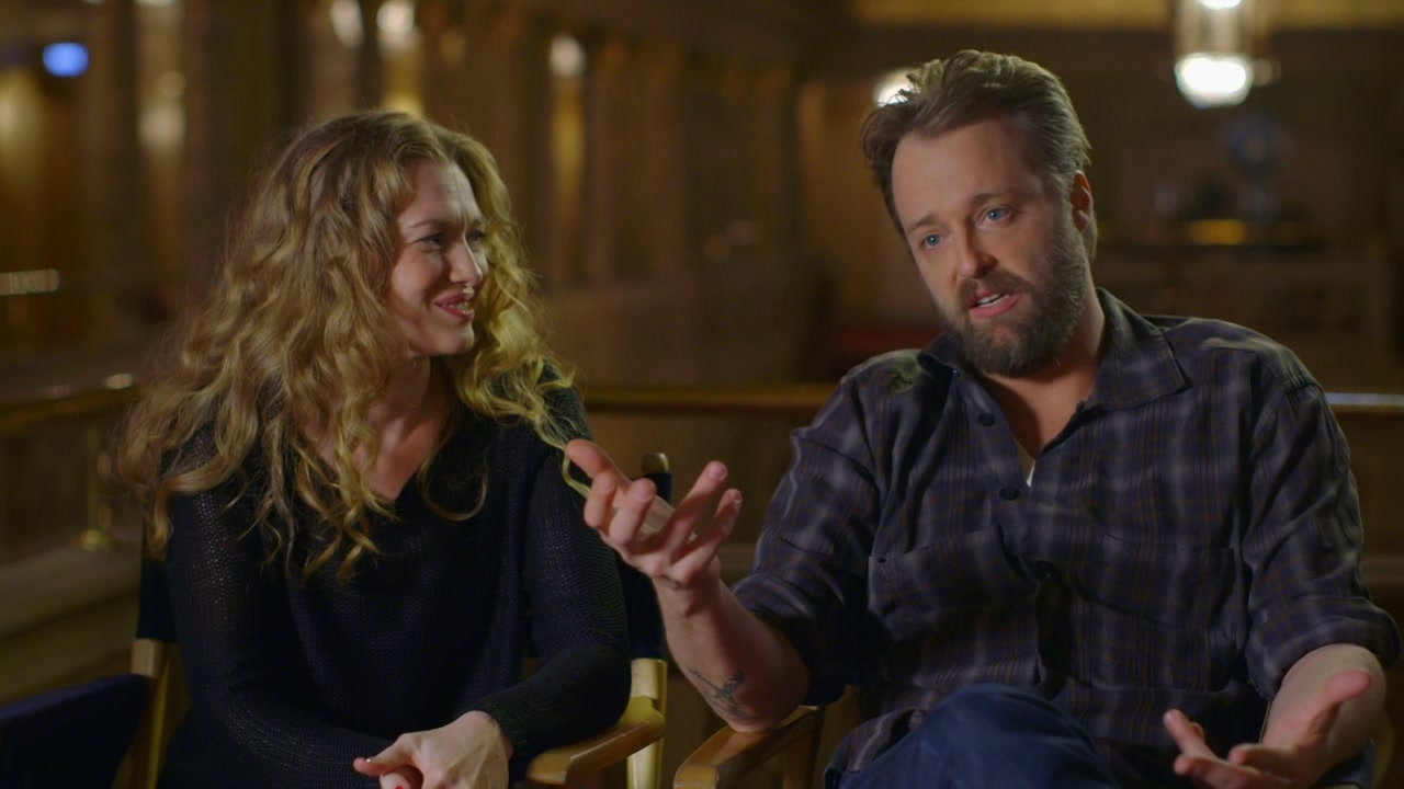 If I Stay: Mireille Enos And Joshua Leonard On Their Characters