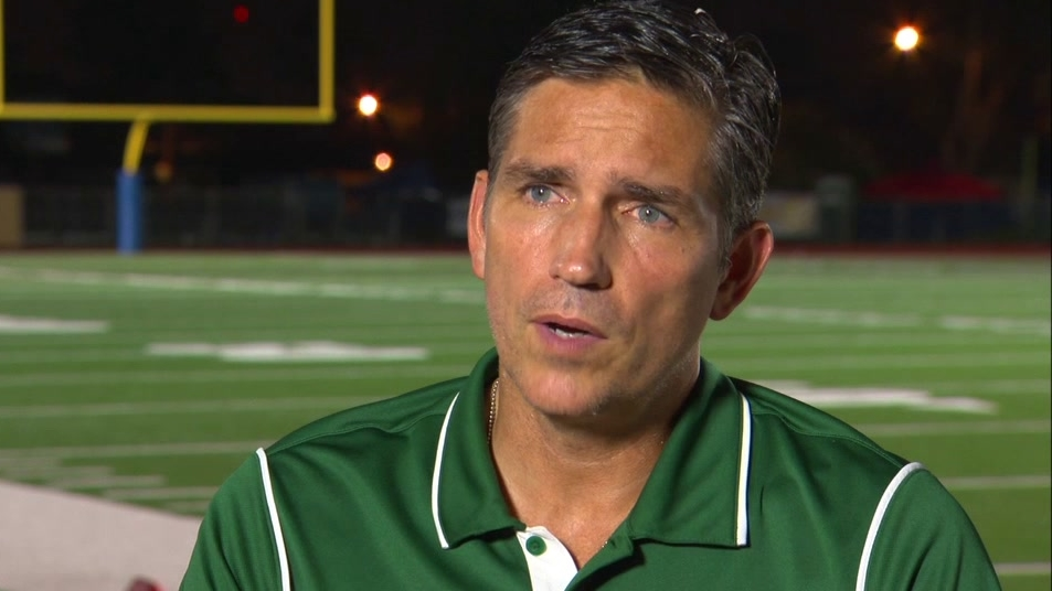 When The Game Stands Tall: Jim Caviezel On The Challenges Of Playing Coach Ladouceur