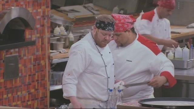 Hell's Kitchen: 2 Minutes