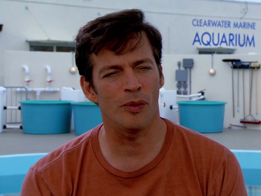 Dolphin Tale 2: Harry Connick, Jr. On The Script