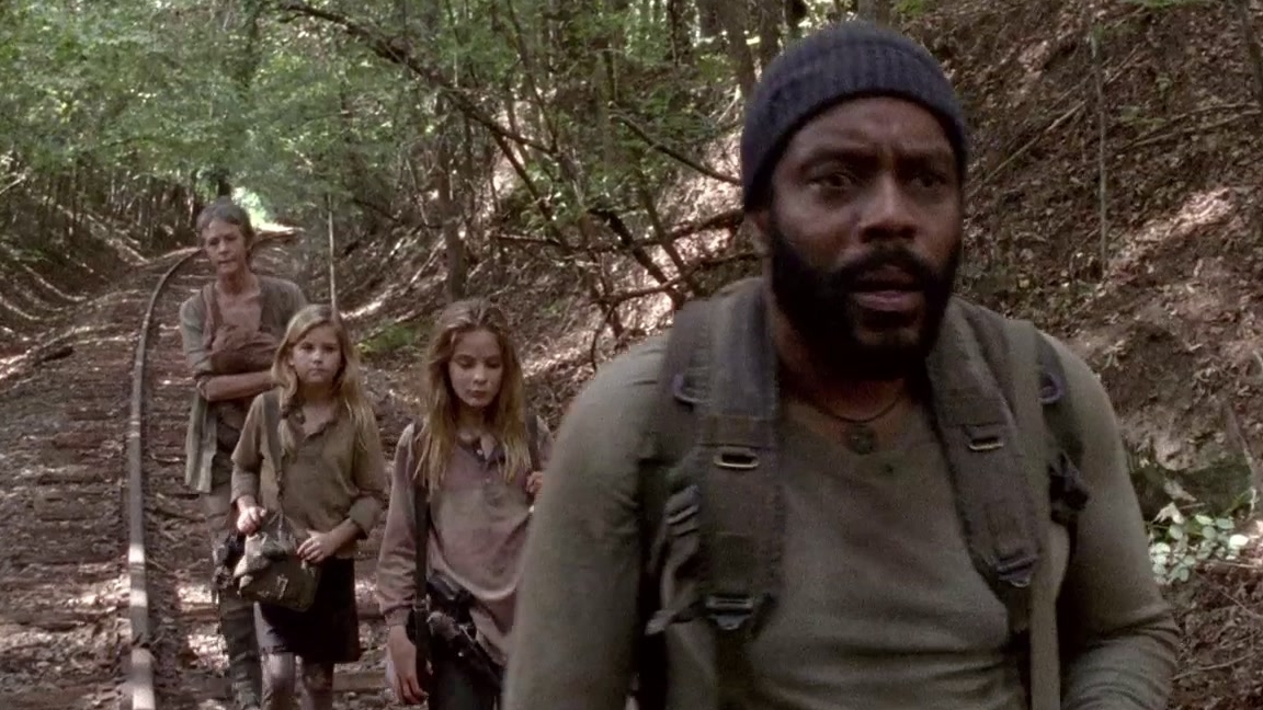 The Walking Dead: The Grove (Deleted Scene)