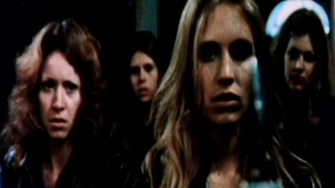 Switchblade Sisters (Trailer 1)