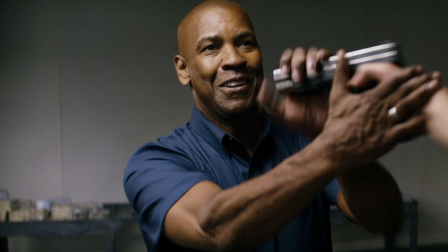 The Equalizer: Special Skills (Featurette)
