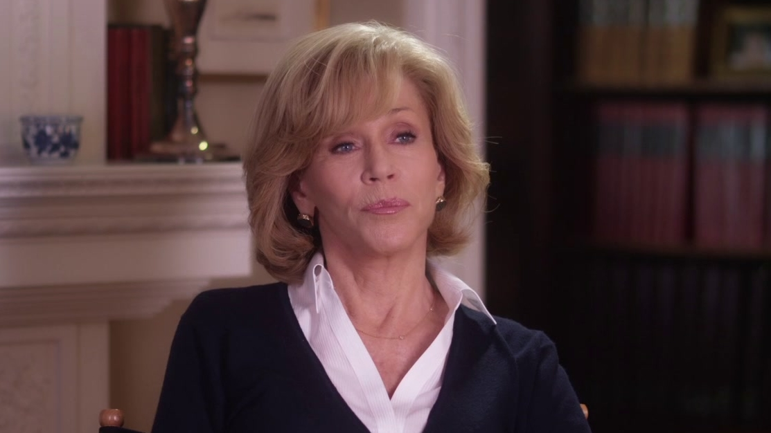 This Is Where I Leave You: Jane Fonda On What's At The Core Of The Film