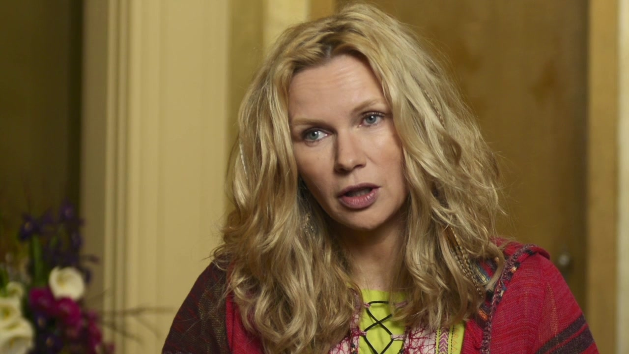 Hector And The Search For Happiness: Veronica Ferres On Her Character
