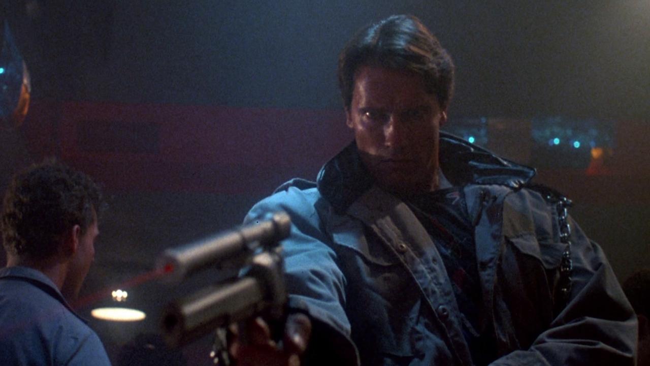 The Terminator (Trailer 1)