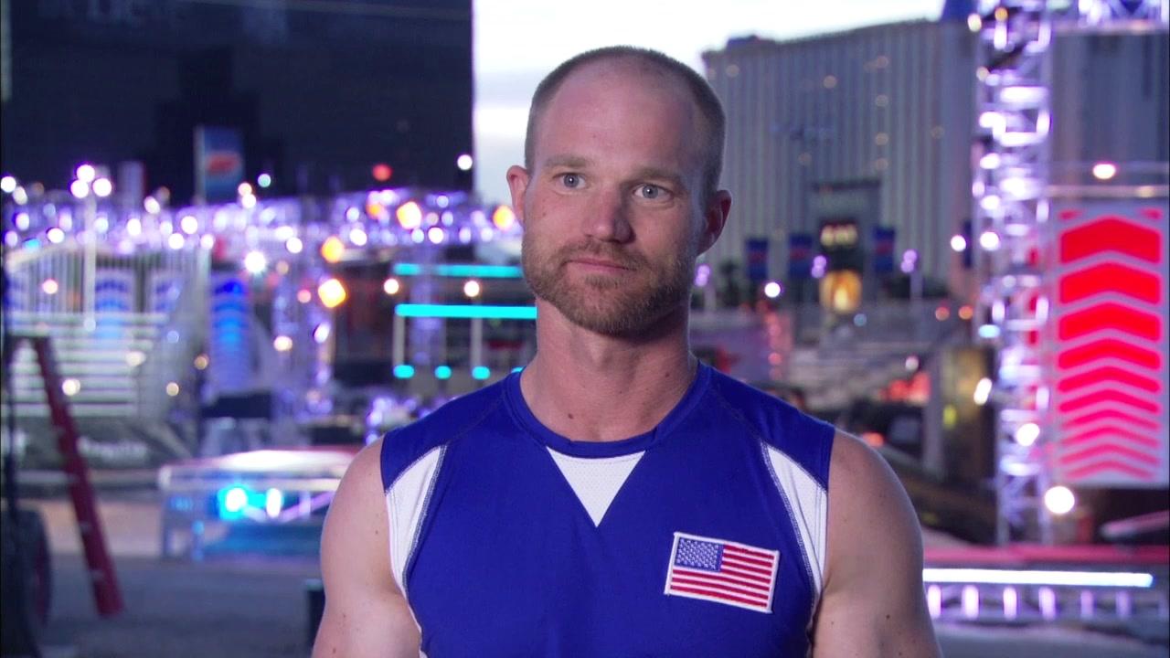 American Ninja Warrior: Interview Excerpt Brian Arnold Team USA Contestant
