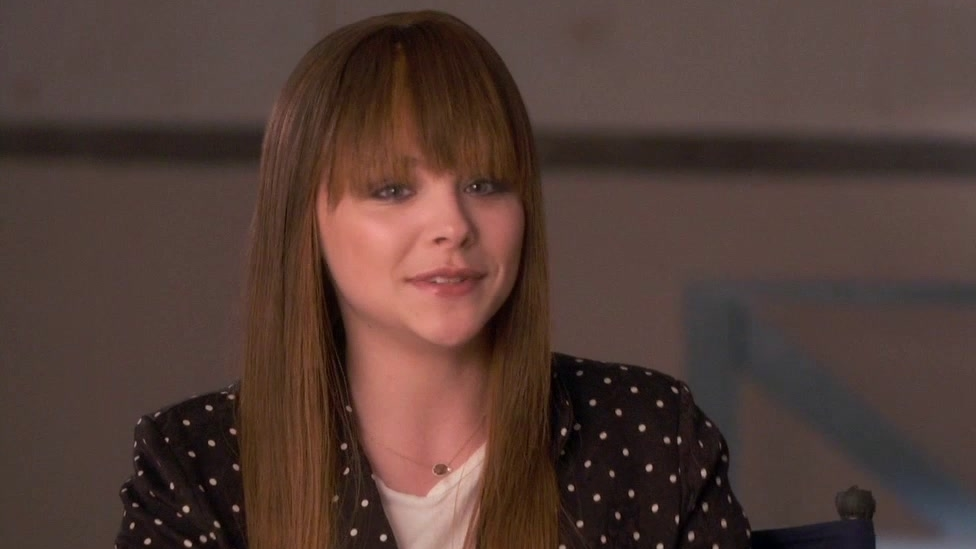 The Equalizer: Chloe Grace Moretz On Robert McCall