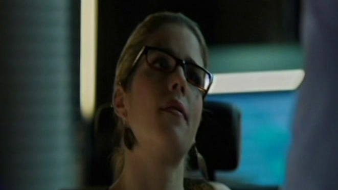 Arrow: Seeing Red