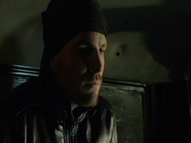 Arrow: The Man Under The Hood