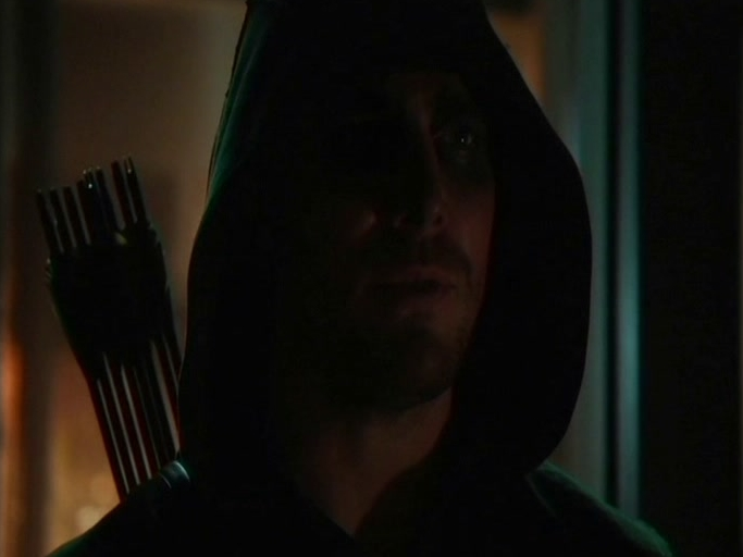Arrow: Broken Dolls