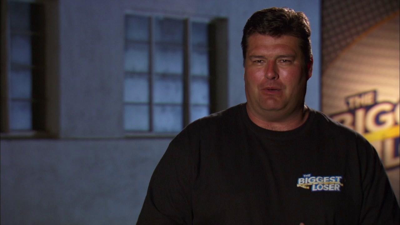The Biggest Loser: Scott Mitchell