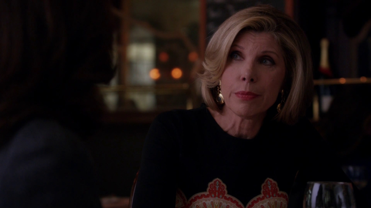 The Good Wife: I Have Demands