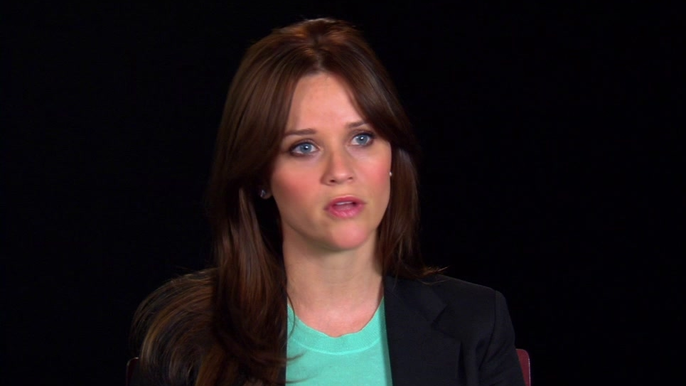 The Good Lie: Reese Witherspoon On The Screenplay
