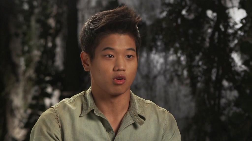 The Maze Runner: Ki Hong Lee On Minho