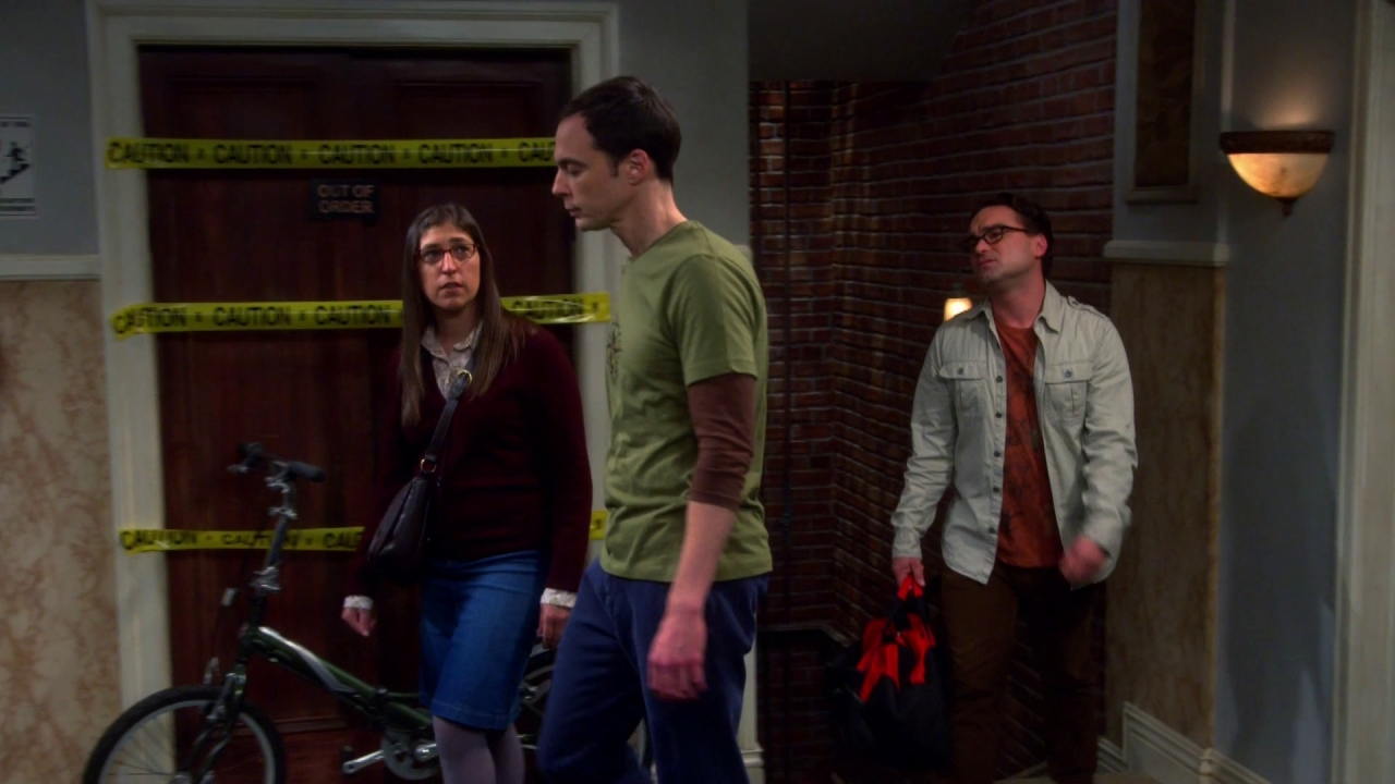 The Big Bang Theory: The Junior Professor Solution