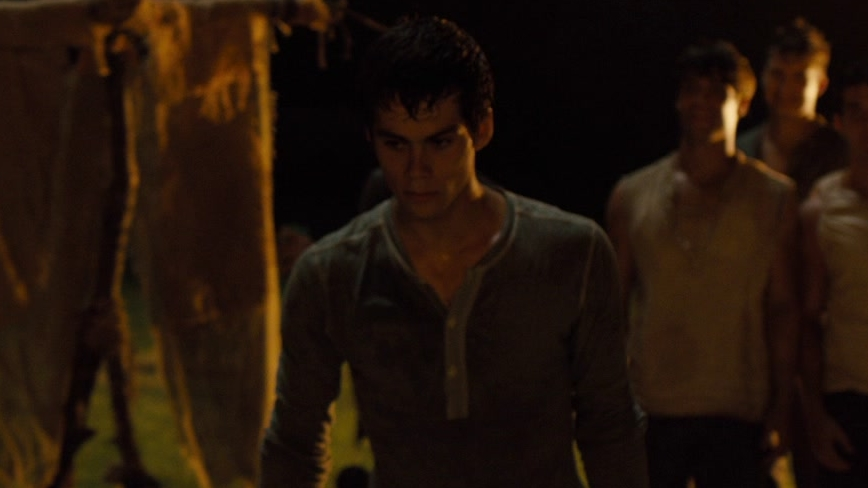 The Maze Runner: Fight