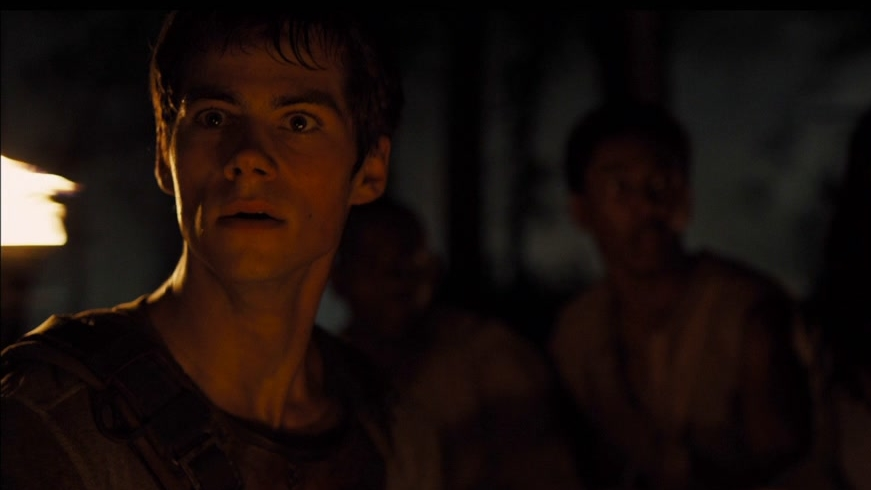 The Maze Runner: Grievers